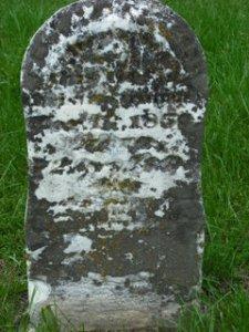 Benjamin Potter gravestone
