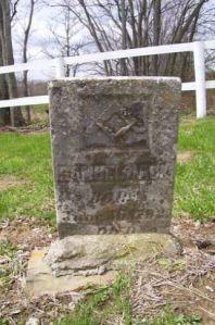 Samuel Jack gravestone