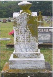George Friedrich Mulzer gravestone