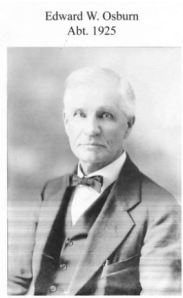 Edward Osburn