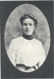 Nora Horrell Stafford, Wedding Day