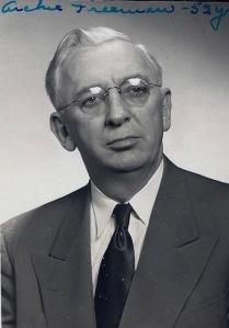 Archie age 53, 1954