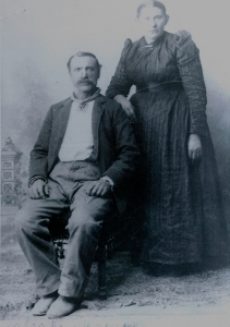 Abraham and Mary Branum