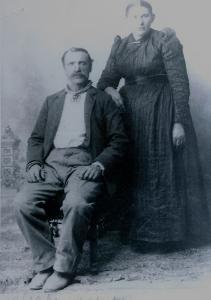 Abraham and Mary Branum