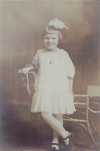 Genevieve Smith, age 4, photo